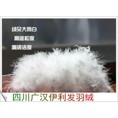 广汉伊利发制衣厂内充水洗新国标羽绒