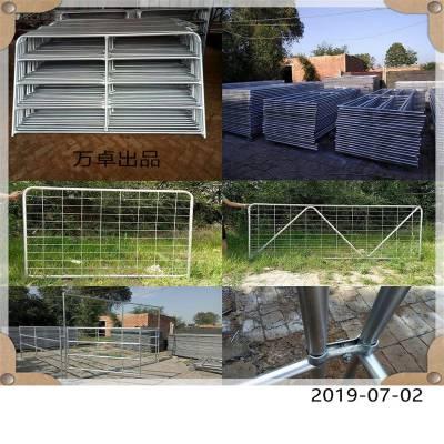 赛马场镀锌围网,栅栏,出口标准实体厂家可定制
