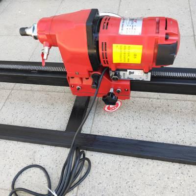 小型注水顶管机 水钻顶管机 地下管道过路打眼机