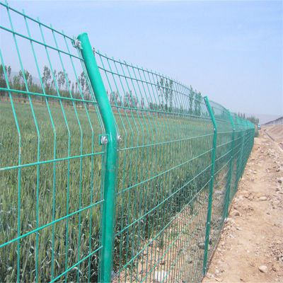 双边丝护栏网 果园农场围栏网 景区防护围栏