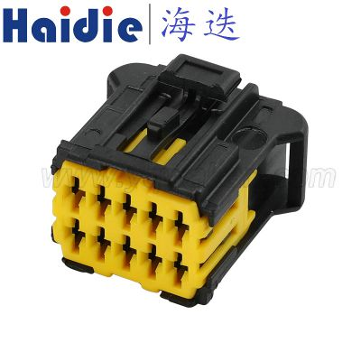 莫仕Molex10芯公母汽车连接器98816-1011
