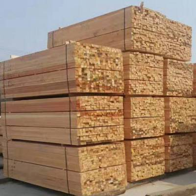 工地建筑板材规格 工程建筑板材 辐射松建筑板材尺寸 腾达木材