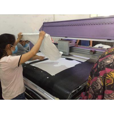 东莞方达导带印花机、 t恤印花机多少钱一台、数码匹布印花机