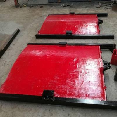 1.5米拱形铸铁闸门尺寸 渠道闸门的性能 质优价廉