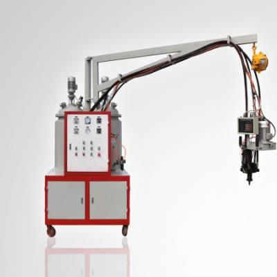 青岛宝龙直销 微电脑型聚氨酯高压发泡机 PU高压发泡机 保温板生产设备