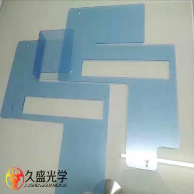 工厂直销透明PC板 折弯加工耐高温阻燃聚碳酸酯板PC耐力板
