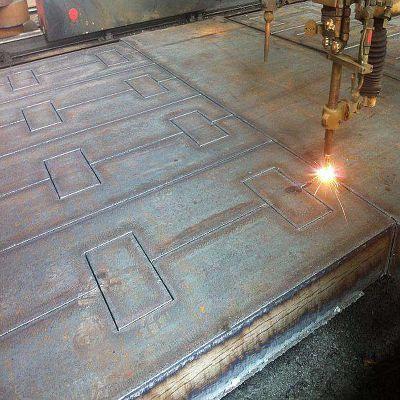 东莞中厚钢板价格 库存钢板规格 按图火焰切割加工下料
