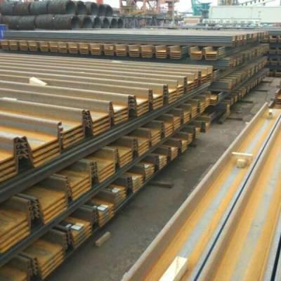 永固18米钢板桩出租-哪里有9米钢板桩租赁施工