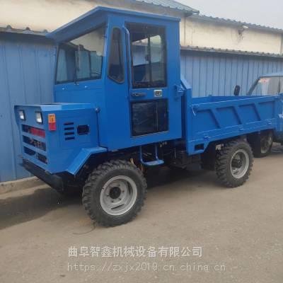 广西四不像运输车 运输四不像 矿井专用 四轮拖拉机