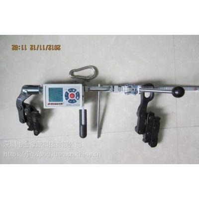 弹性吊索安装仪 弹性吊索安装工具 5000N接触网弹性吊索张紧器 金象铜绞线安装仪
