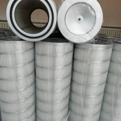 焊接烟尘空气净化滤芯350*660对接式除尘滤芯