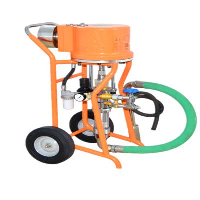 欧耐实喷涂机-AQ9C/9K喷涂机-中低压力钢结构富锌涂料专用喷涂机