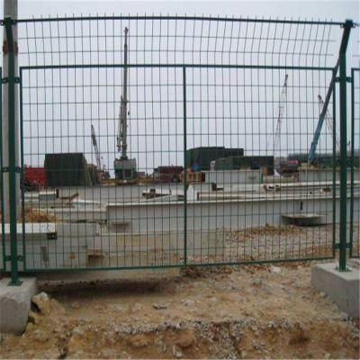 道路防护网 山坡围栏 双边丝护栏网