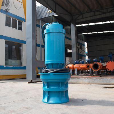 雪橇式轴流泵/雪橇式潜水轴流泵/铸铁材质