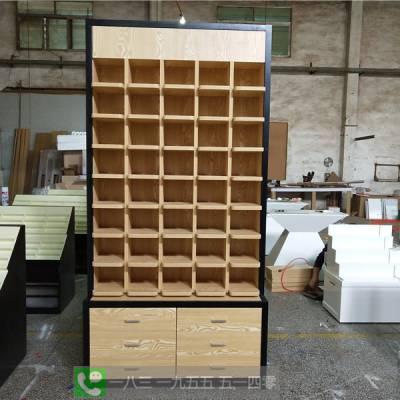 沈阳市传统精品眼镜展柜 展示柜台开放式眼镜店装修高柜 矮柜实木眼镜货架