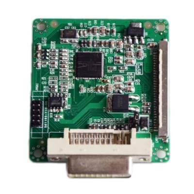 MINIPCIE LVDS-VGA-DVI 转接板