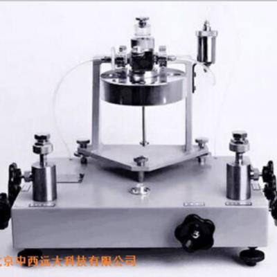 中西 活塞式压力真空计 型号:CWZ-6T 库号:M393714