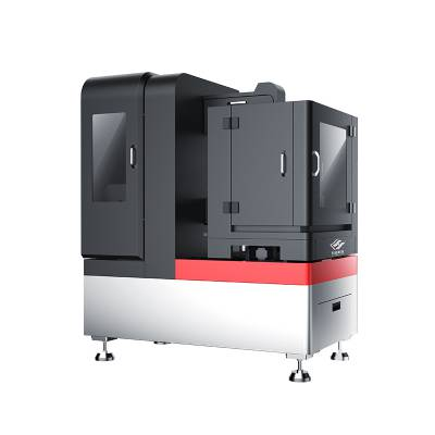 数控玉石切割机 升海微切机小型 水切机 翡翠全自动线锯切割机生产厂家