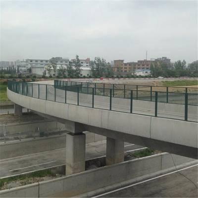 桥梁防护网厂家/高架桥护栏网/桥梁防落物网
