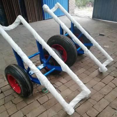 电力施工电线杆运杆车/运杆炮车拉杆车 拖杆车 单双杆电杆运输车