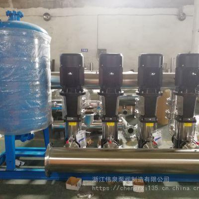 无负压供水设备 恒压变频供水设备无塔供水设备二次加压供水设备