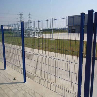 铁路护栏网道路防护栅栏隔离栏镀锌铁路金属护栏高铁桥下防护栏