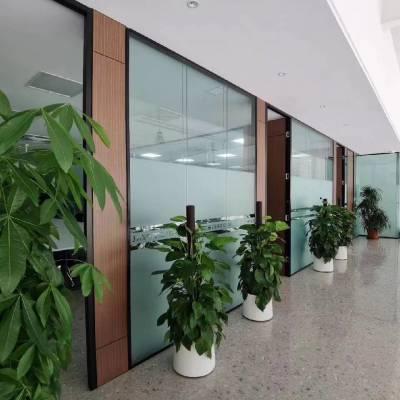 珠海办公室高隔断厂家的价格 免费上门测量/设计包安装