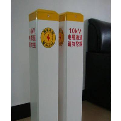 上海玻璃钢里程碑公路百米桩厂家定做