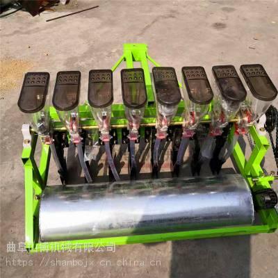 江西韭菜播种机 高粱播种机图片 精准小种子精播机厂家