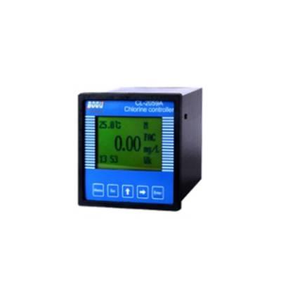 博取环境供应泳池余氯测量仪/自动加氯系统/余氯控制器/二氧化氯控制器厂家