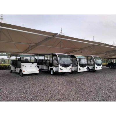 苏州朗格电动观光车,14座电动观光车厂家直销