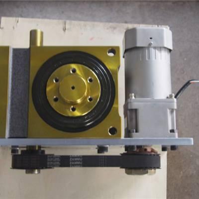 诸城正一机械-喷雾泵组装机分割器设计-喷雾泵组装机分割器