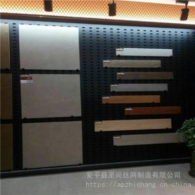 展板展板架子 地砖800展架 冲孔板展示架生产厂家