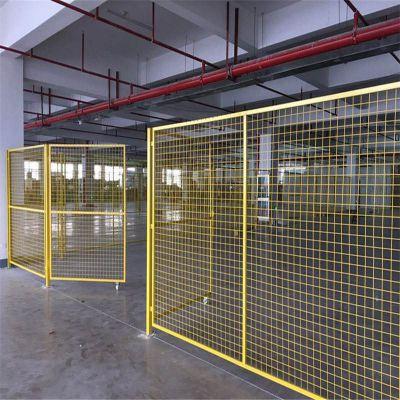 工厂车间围栏 设备防护网 优质车间隔离网