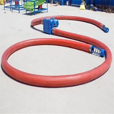 东北三省也能使用的吸粮机 超软管抽粮机