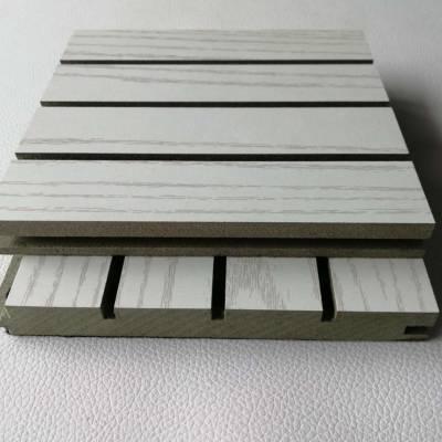 吸音作用佳 专业生产防霉防火木质吸音板厂家