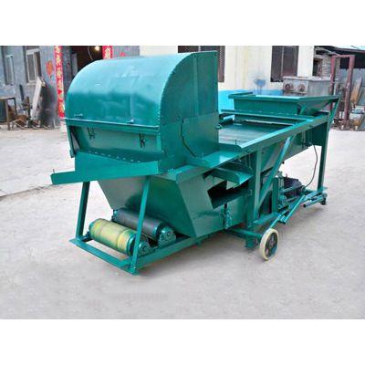 大豆振动除杂筛选机-耐用粮食除杂筛