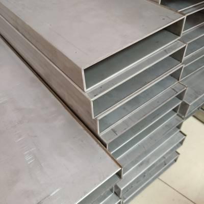 100*250*5.0不锈钢方通抗弯强度大口径不锈钢方管批发