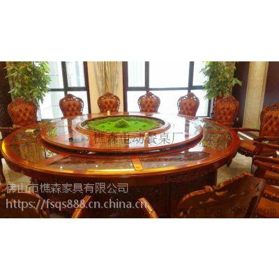 各类餐厅餐桌 电动餐桌 实木桌椅 火锅桌椅广东厂家定制生产
