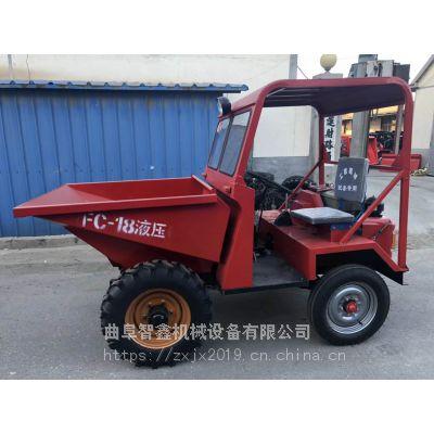 上海供应一吨石子运输车 前卸式工程yabo2019体育 工地矿用柴油蹦蹦车 价格优惠