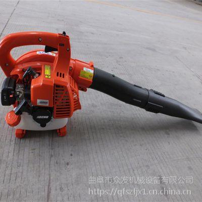 多功能汽油吹风机 背负式果园吹雪机 大马力路面清理机