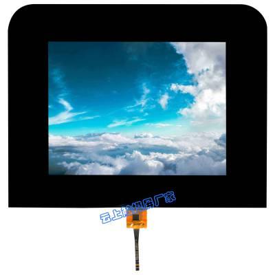 8.4寸电容屏 深圳触摸屏厂家定制生产触控屏 液晶显示屏贴合 人脸识别屏幕