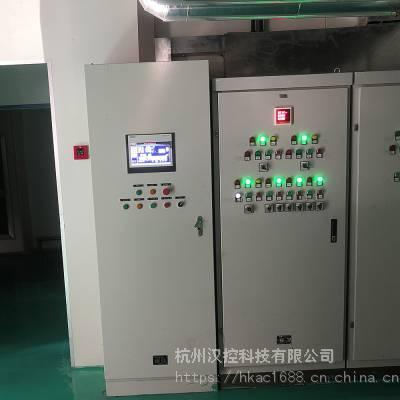西门子S7300药厂净化车间空调机组自动控制系统 洁净间空调自控系统控制柜