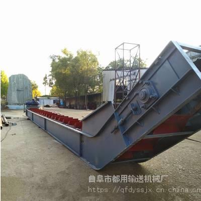 铁矿粉刮板输送机 FU刮板输送机价格 龙井市刮板输送机qk