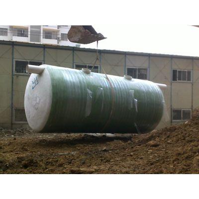 张北县生产销售玻璃钢化粪池的厂家