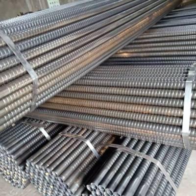 天铸特钢生产螺旋槽管螺纹烟管 空气预热器钢管厂家