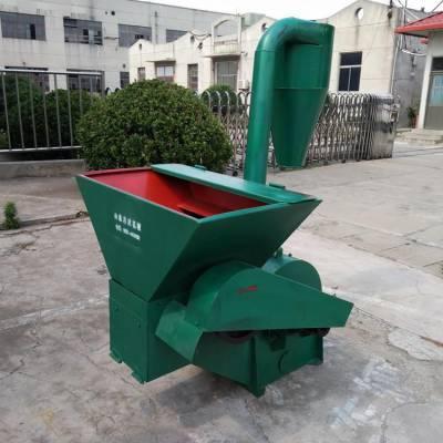 农用花生秧粉糠机 玉米饲料混合粉碎机 饲养场专用大型粉糠机