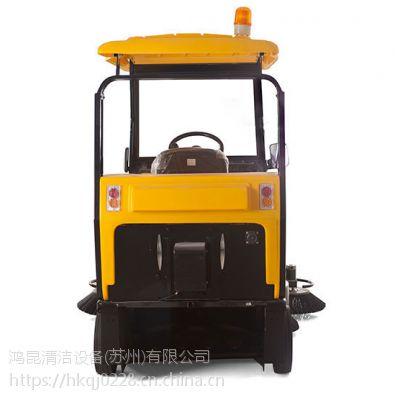 明诺环卫重工扫地机MN-E800W 大型工业用电瓶扫地车
