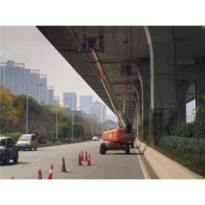 高空车出租公司-鸿炜信高空设备出租-和平大道高空车出租