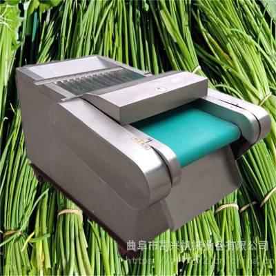桑叶切丝机富兴-木耳切块机-两相电切菜机价格